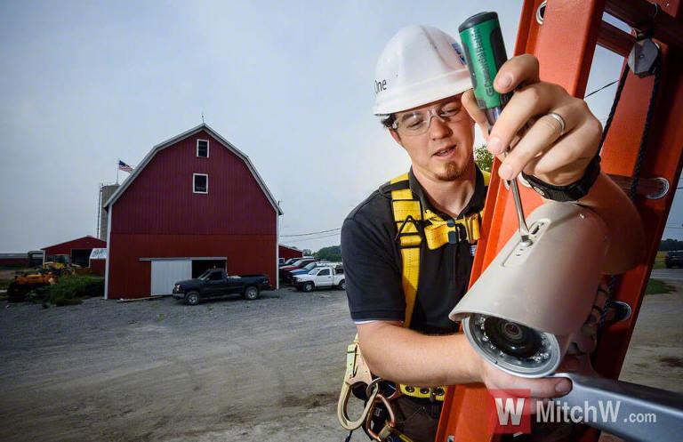 farm technology installation